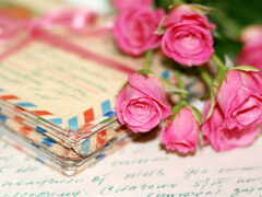 vintage, цветы, день