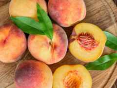 праздник, персик, june