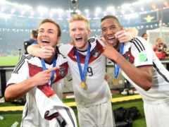 мира, футболу, германии