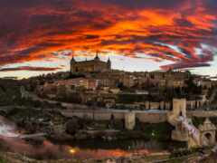 toledo, экскурсия, испания