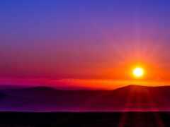 горизонт, sun, game