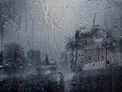 дождь, battlefield, drop