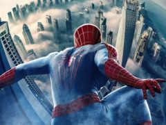 мужчина, паук, spiderman