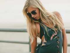blonde, девушка, dreempic