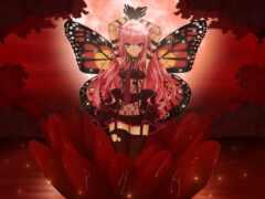 бабочка, anim, крыло