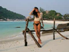 пляж, vintage, песни