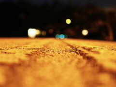 дорога, ночь, side