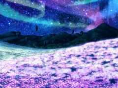 гора, animacity, поле