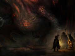 дракон, dogma, dark