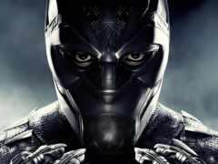 panther, масть, черная