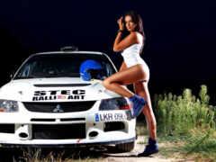 piloto, rally, inessa