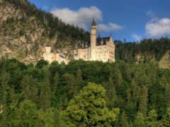 замки, замок Фон № 16015 разрешение 1920x1200