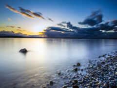 море, горизонт, state