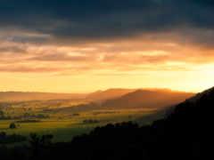 восход, amanecer, fondos