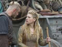 viking, рагнар, волосы