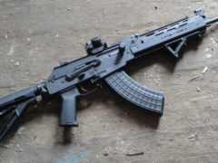 винтовка, assault, калашников