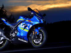 мотоцикл, suzuki,