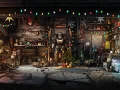 fallout, christmas, game