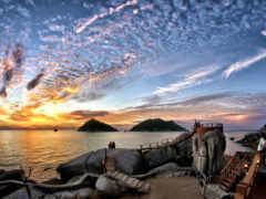 таиланд, остров, bay