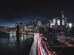 new, york, город