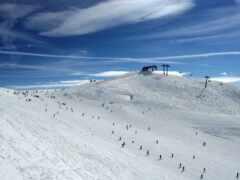 ski, resort
