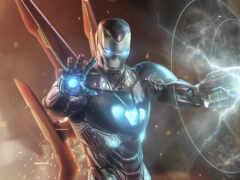 avenger, iron, human