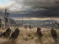 west, wild, ковбой