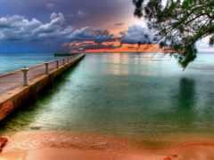 scenery, peaceful, озеро