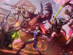 genji, heroes, overwatch