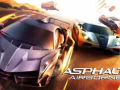 асфальт, game, airborne