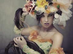 fashion, девушка