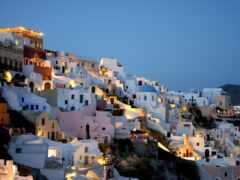 santorinit, остров, greece