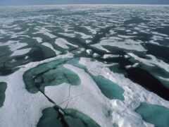 ocean, arctic, north Фон № 75437 разрешение 1920x1200