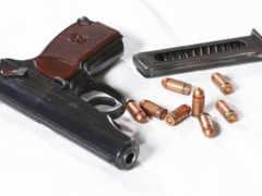 оружие, пистолет, оружия