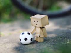 дорогой, футбол
