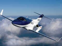 авиация, реактивный, business