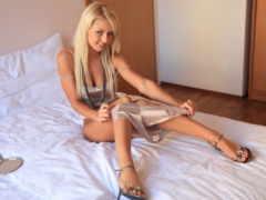 blonde, panties, блондинки