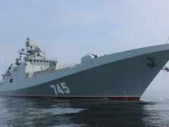 россии, корабли, порт