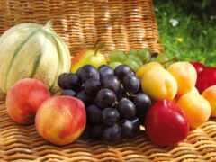 плод, персик