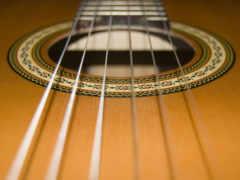 струны, гитары, гитаре