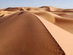 paisajes, hermosos, песок
