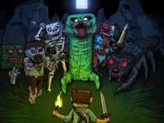 minecraft, майнкрафт, зомби