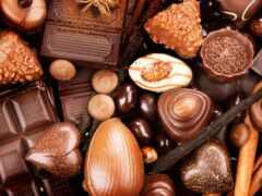chocolate, день