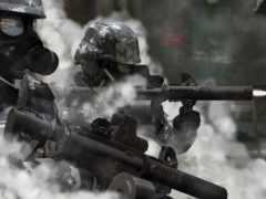 police, оружие Фон № 18588 разрешение 1920x1200