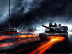 battlefield, танки, war