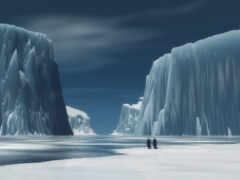 антарктида, коллекция, лед