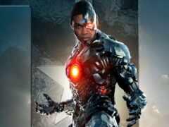 cyborg, сниматься, justice