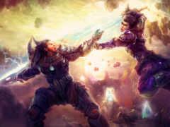 магический бой