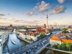 берлин, германия, фотообои