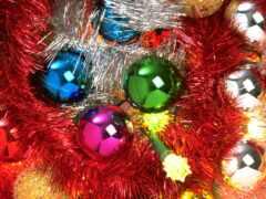 праздник, сторона, merry